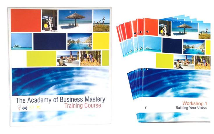Academy of Business Mastery course workbooks